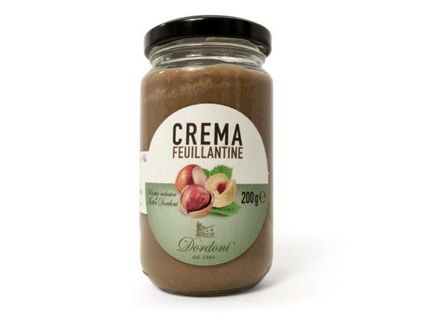 Crema Feuillantine, Dordoni 1840®